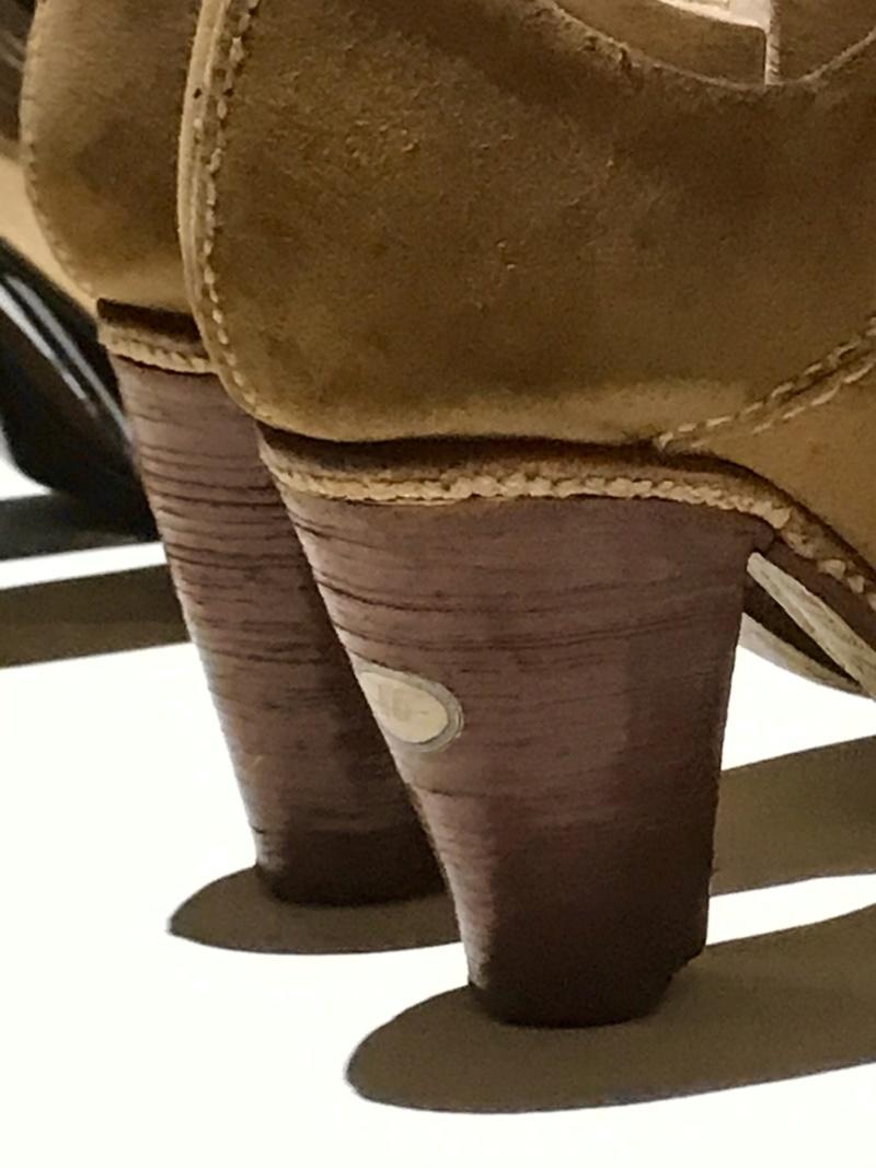 MAD : Expo Marche et démarche, une histoire de la chaussure A9fa5c10