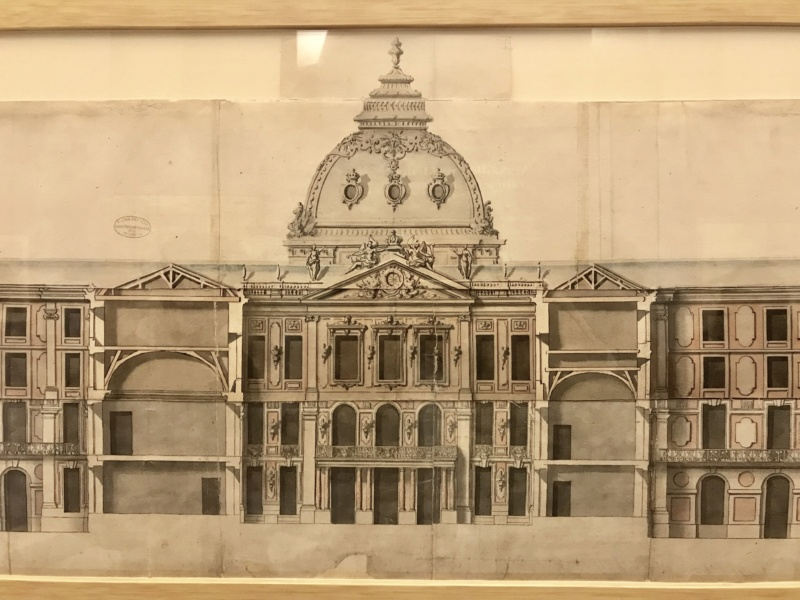 utopiques - Expo : Les Architectures rêvées (1660-1815) Aaf43e10