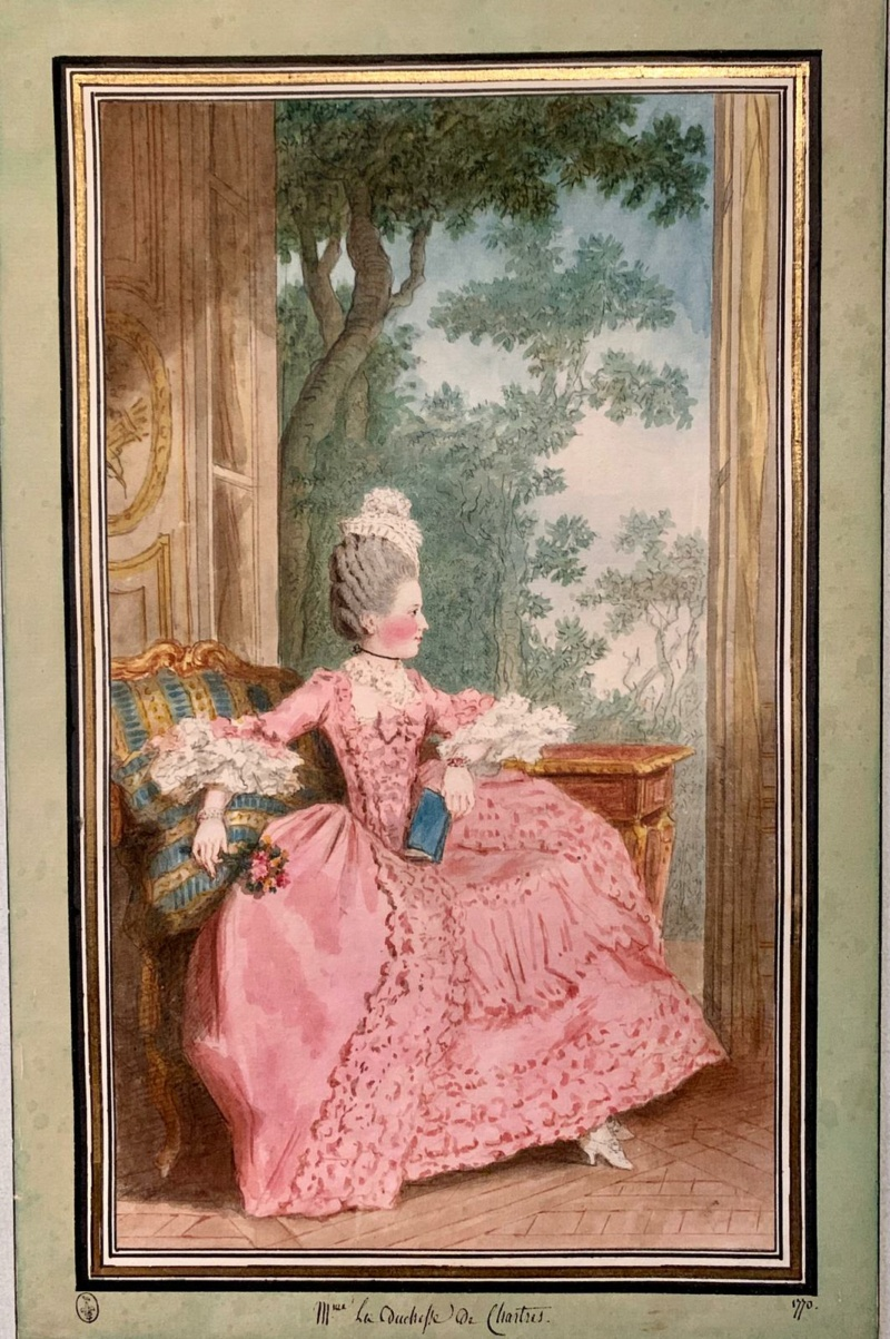 Carmontelle ou le temps de la douceur de vivre, à Chantilly Bc19c810