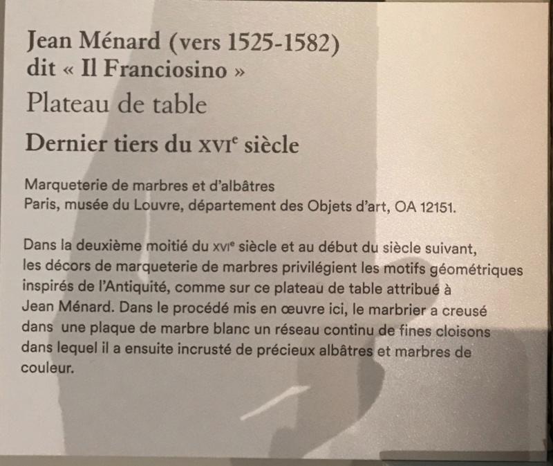 Exposition Créer pour Louis XIV, Galerie des Gobelins - Page 2 Bf20ef10