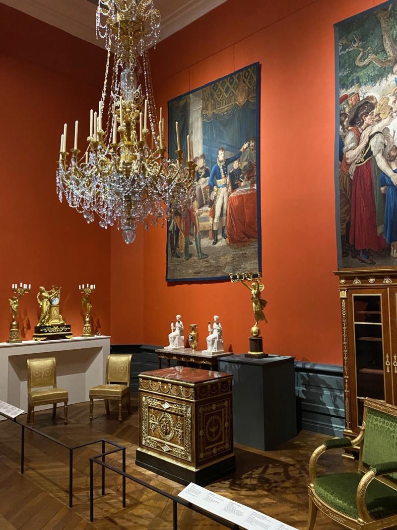 Les Palais disparus de Napoléon, au Mobilier national (2021) C49e3c10