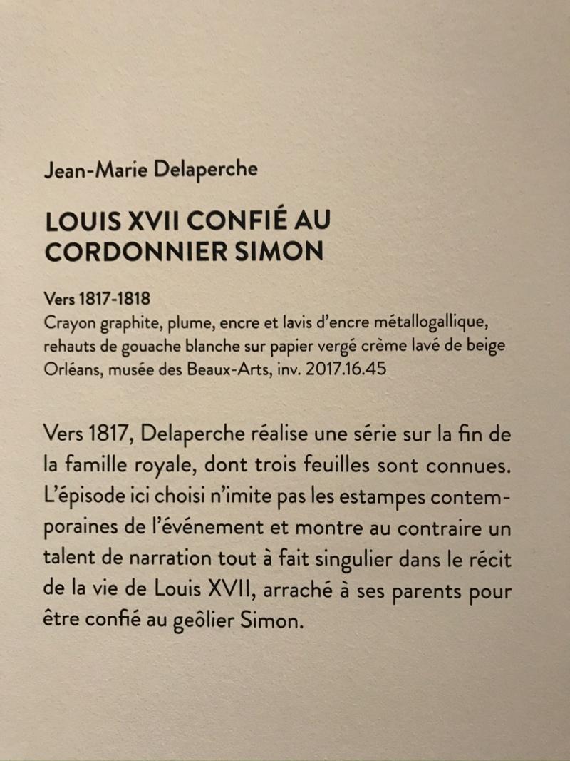 Expo. Jean-Marie Delaperche Musée des Beaux-Arts d'Orléans  Cdb67210