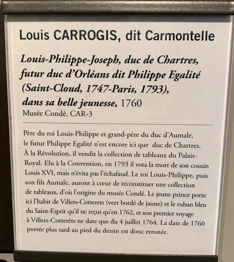 Carmontelle ou le temps de la douceur de vivre, à Chantilly D3867210