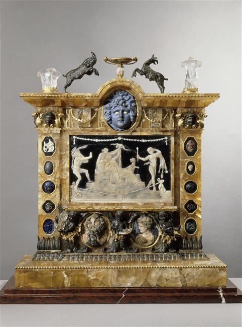 Exposition Luigi Valadier à la Frick Collection - New-York Dfbf3c10