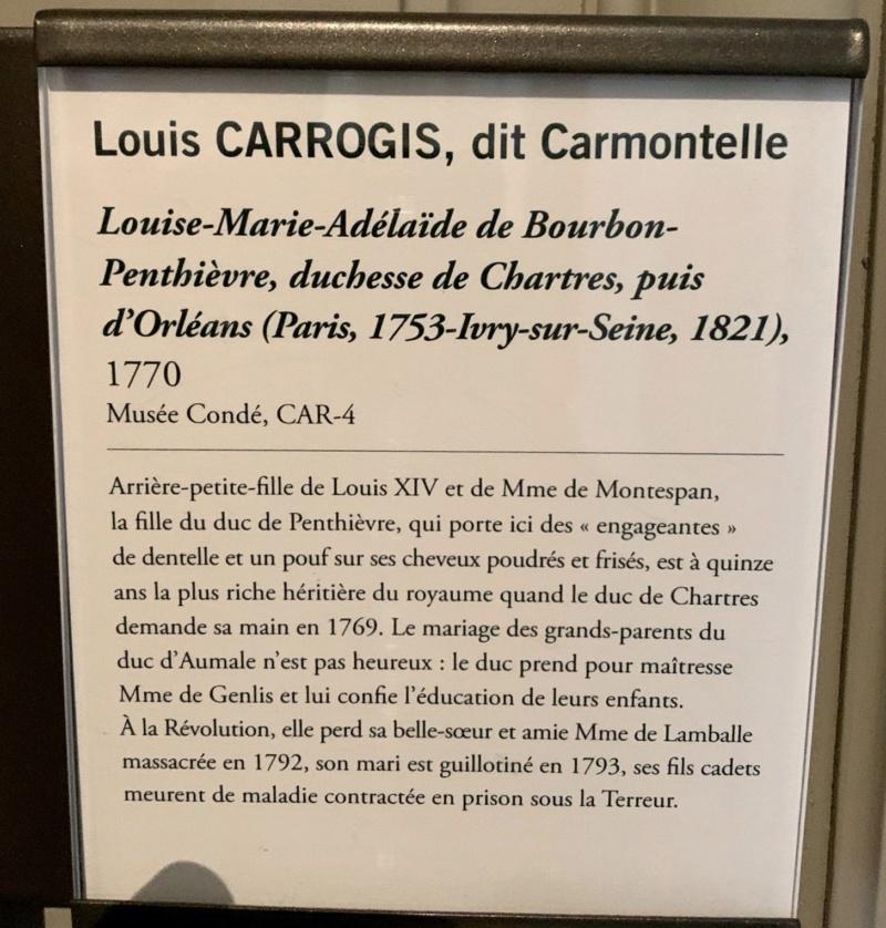 Carmontelle ou le temps de la douceur de vivre, à Chantilly Ed78b710