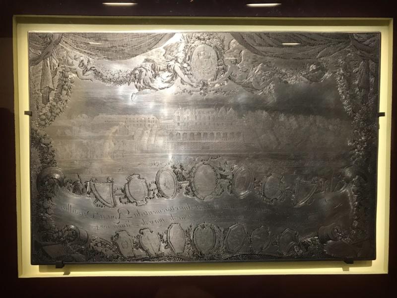 Expo : Graver pour la roi, la Chalcographie du Louvre, 2019 F8d33810