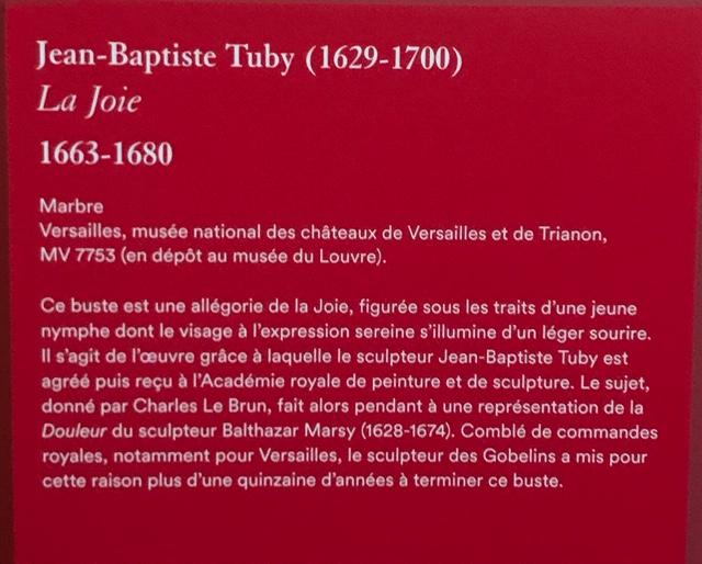 Exposition Créer pour Louis XIV, Galerie des Gobelins - Page 2 Img_4712