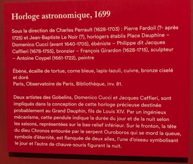 Exposition Créer pour Louis XIV, Galerie des Gobelins - Page 2 Img_4718