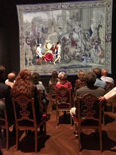 Exposition Créer pour Louis XIV, Galerie des Gobelins - Page 2 Img_4720