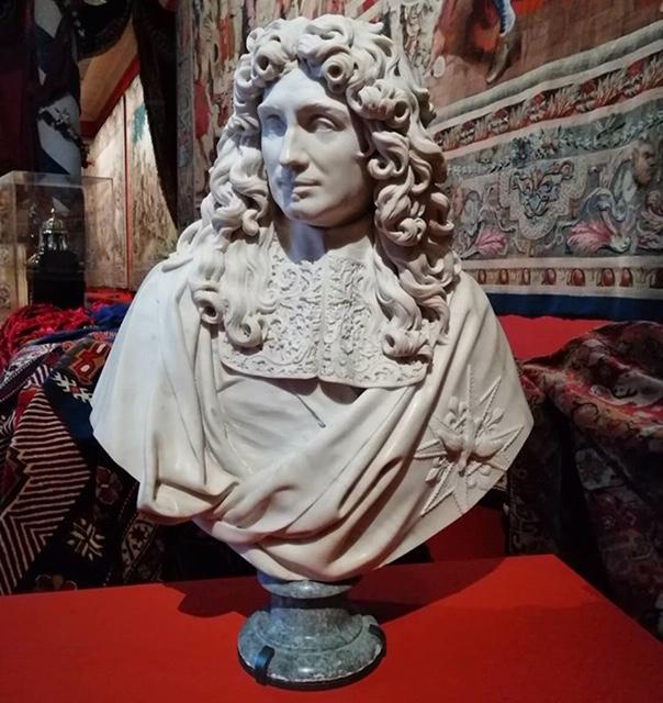 Exposition Créer pour Louis XIV, Galerie des Gobelins - Page 2 Img_5010