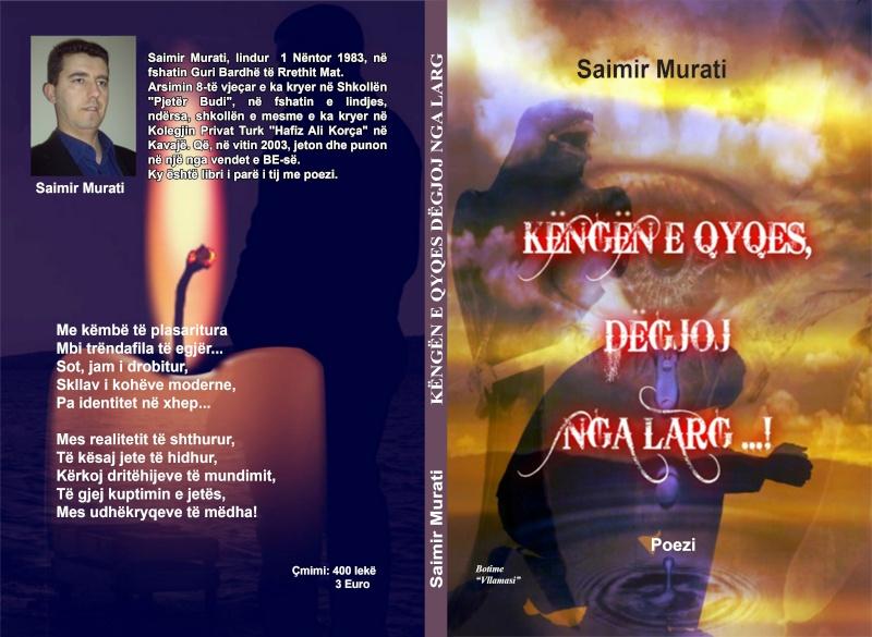 Saimir Murati - KËNGËN E QYQES, DËGJOJ NGA LARG ...! (Vëllim poetik) Kengen11