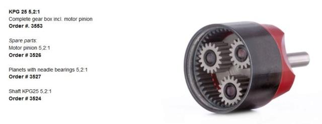 plus disponible moteur reducté 5.2/1 Reservé jusqu'au 27/10  Kpg2511