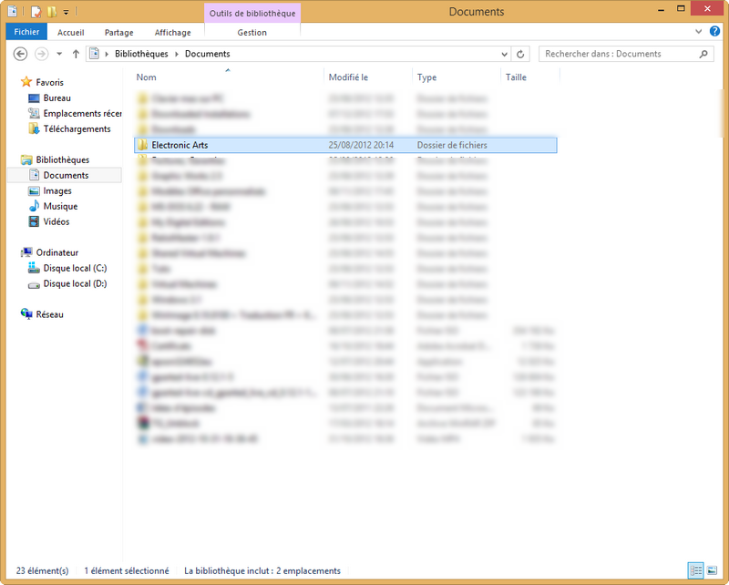 Installation packages sous Windows 8 310