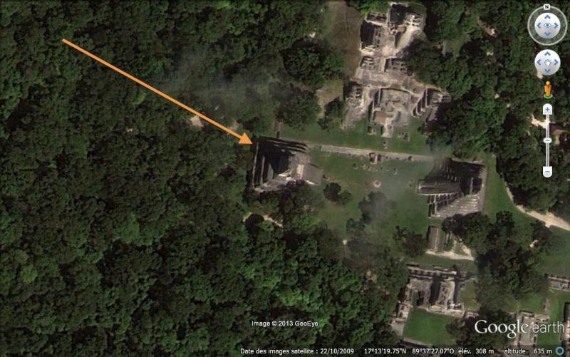 Le temple Tikal II - Guatemala, victime du 21 décembre 2012 Ge_tik11