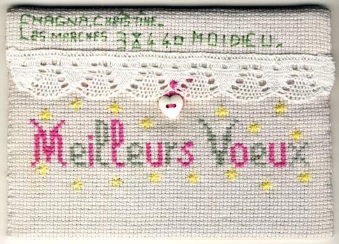 ^.^ PHOTOS des enveloppes de janvier 2010 !!! ^.^ - Page 3 Decrys11
