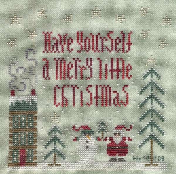 Little Christmas ........... Dt-xma11
