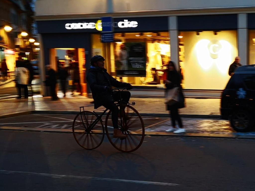 Le Paris - Rouen à Vélocipède Img_2173