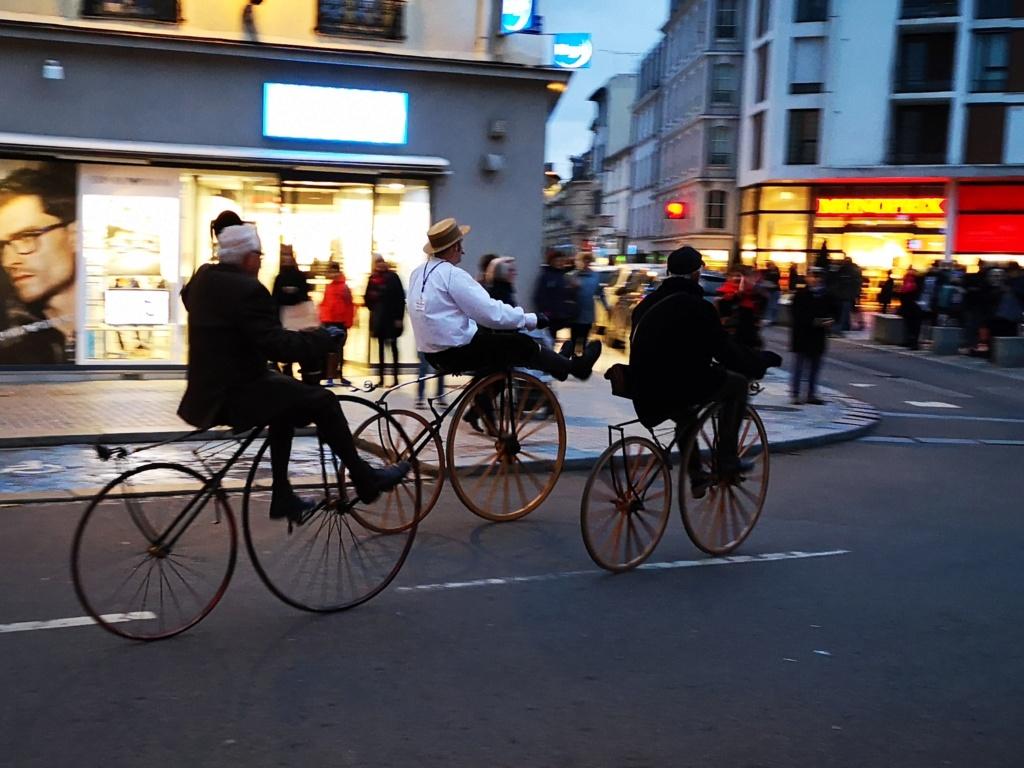 Le Paris - Rouen à Vélocipède Img_2174