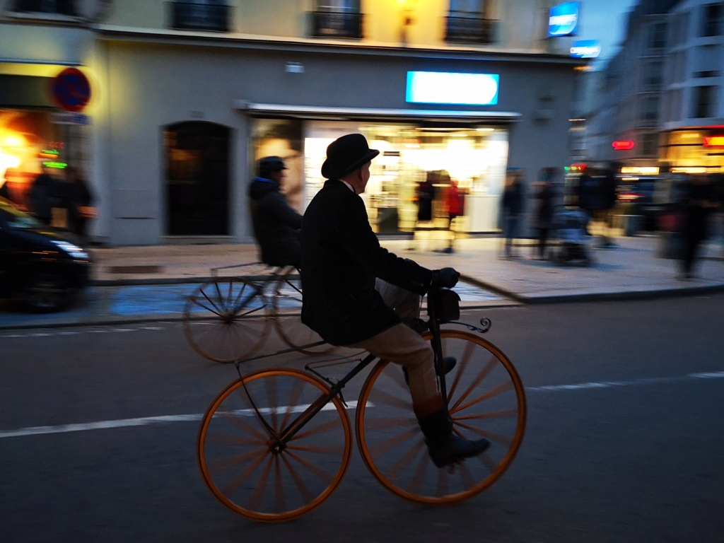 Le Paris - Rouen à Vélocipède Img_2175