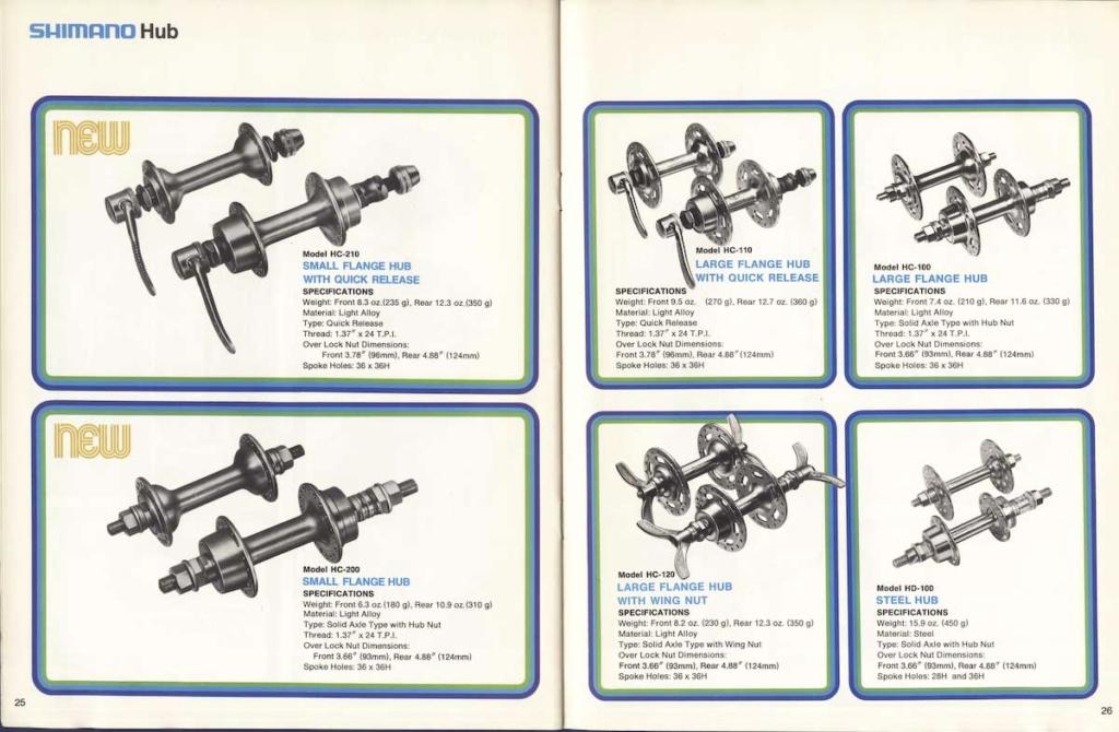 Gitane Sprint 1980 Shiman11