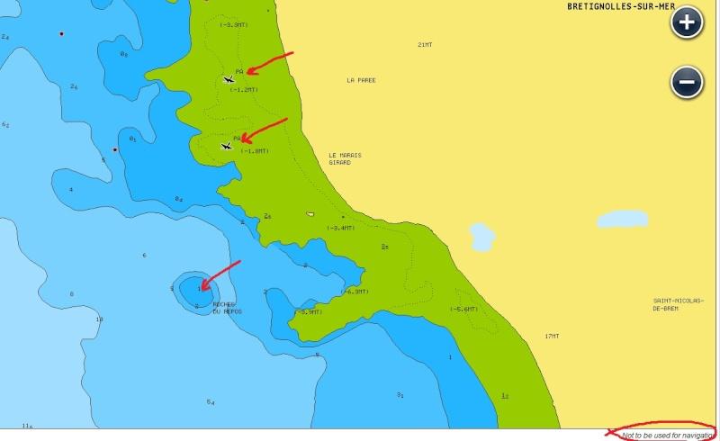 Cartes Marines - Nautical Maps - Cartas Nauticas - Page 4 Bret10
