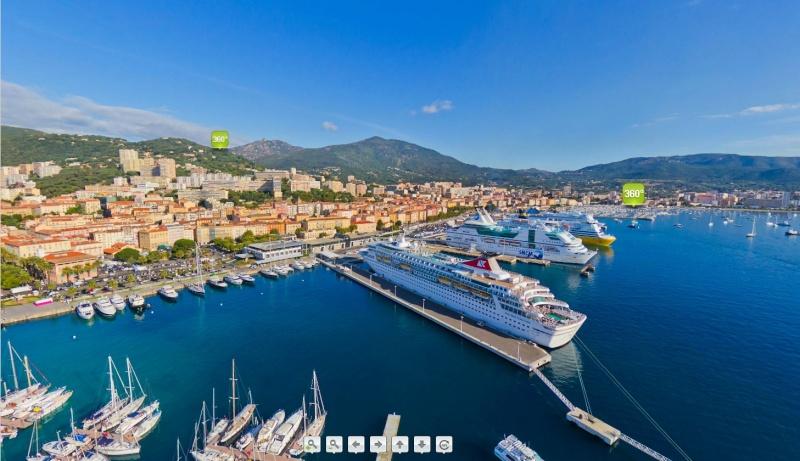 Les plus beaux sites de Corse en 360° Corse10