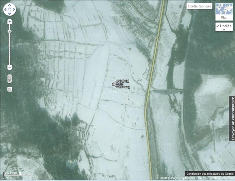 Des goulags Nord Coréens sur Maps Maker Goulag10