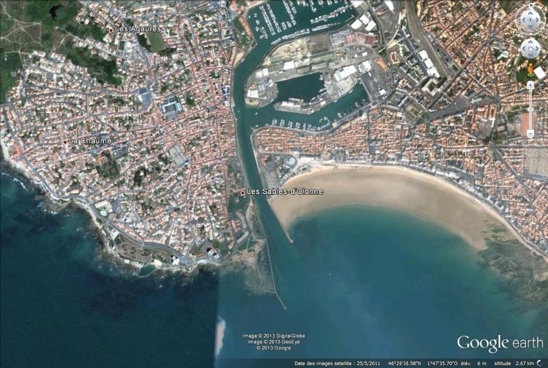 Vendée Globe 12-13 : l'arrivée de J.P. Dick, 2600 miles sans quille ! Sables10