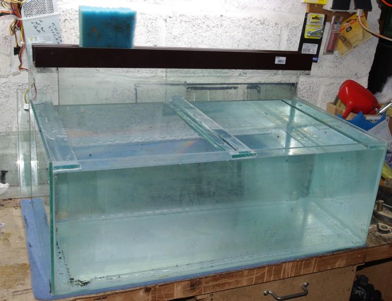 Reconditionnement d'un aquarium 80-30-13