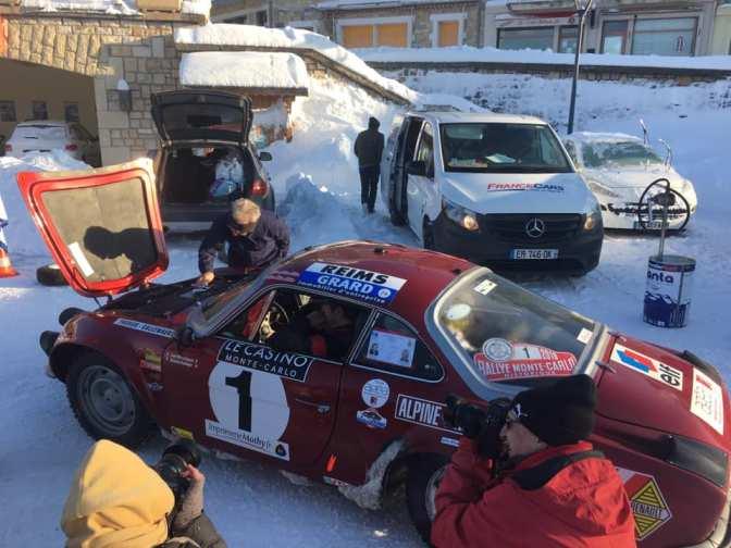 Rallye Monte-Carlo 2019 Alpine10