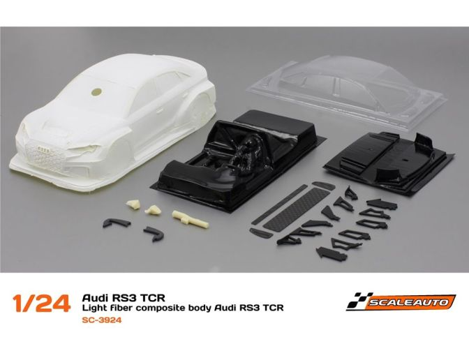 TCR Scaleauto Audi_r10
