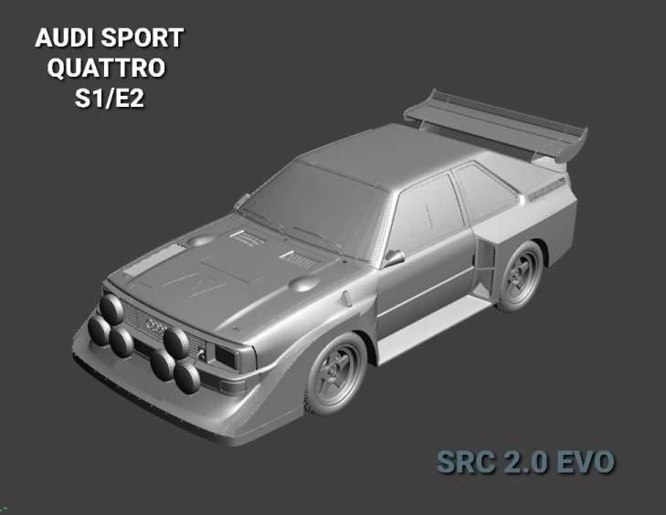 Nouveautés SRC 2021......et après Audi_s10