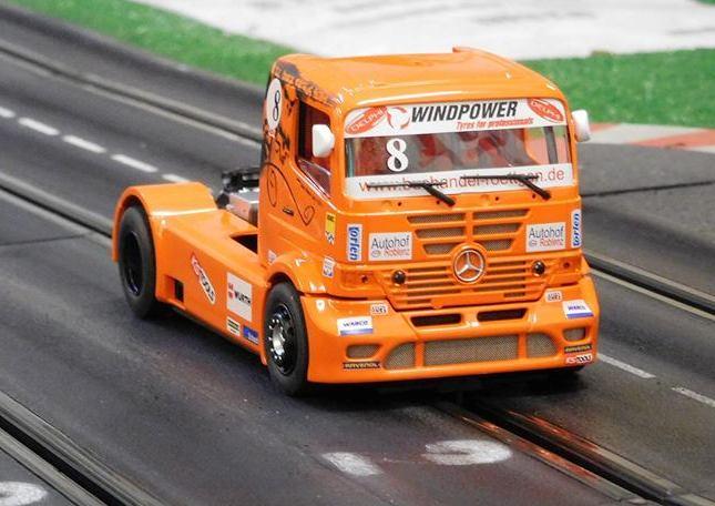 Préparation camion Fly Camion11
