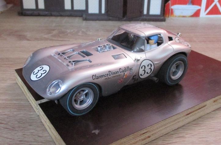 Les voitures jamais tout à fait terminées de chez Loulou..... - Page 6 Cheeta11