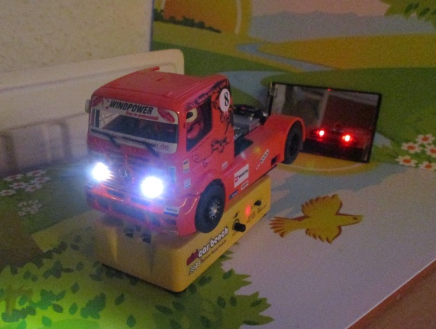 Préparation camion Fly Eclair11