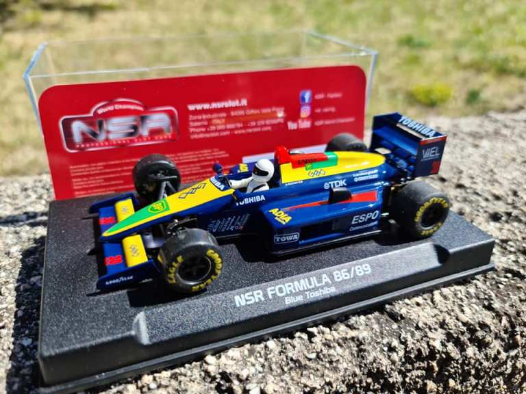 NSR Formula 1 F1_pol11
