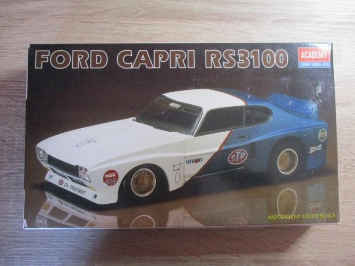 Les voitures jamais tout à fait terminées de chez Loulou..... - Page 6 Ford_c16