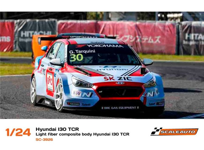 TCR Scaleauto Hyunda11