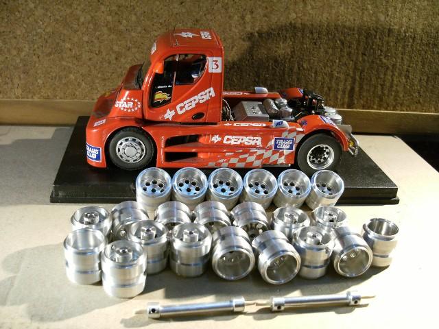 Préparation camion Fly Jantes10