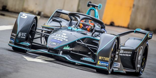 Formula E championship saison 6 Stoffe11