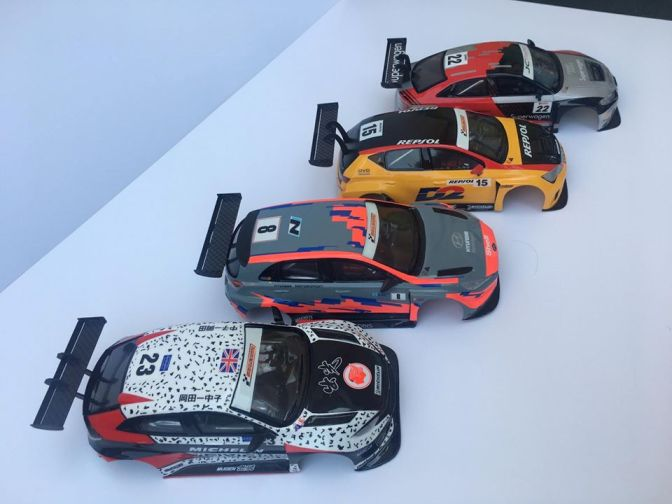 TCR Scaleauto Tcr_sc10