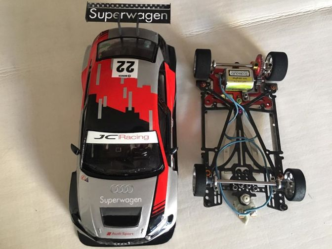 TCR Scaleauto Tcr_sc11
