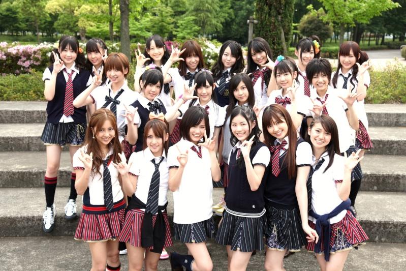 Tenue à la Japan Expo Akb48g10