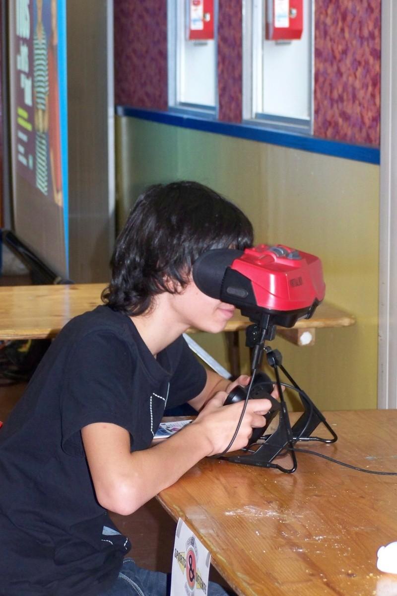 Le club Jeux Vidéo de PINON au Téléthon le 4 & 5 décembre 2009 410