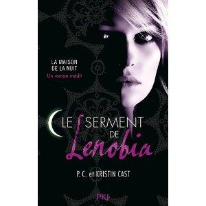 [Cast, P.C. & Kristin] La Maison de la Nuit - Le serment de Lenobia 51b7hb11