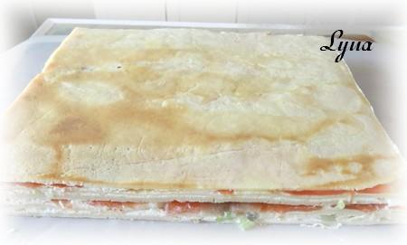 Bouchées de saumon fumé Bouchz10