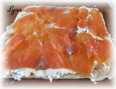 Bouchées de saumon fumé Bouchz13