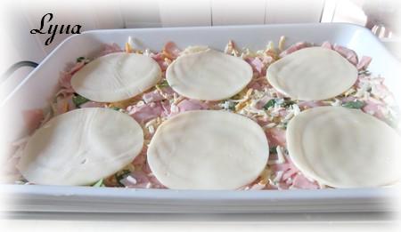 Casserole de déjeuner ou brunch Casser11