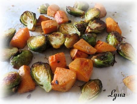 Choux de Bruxelles et patate douce gratinés Chou_b10