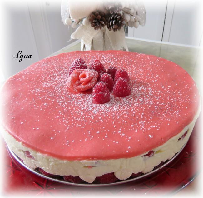 Framboisier (gâteau) Frambo10